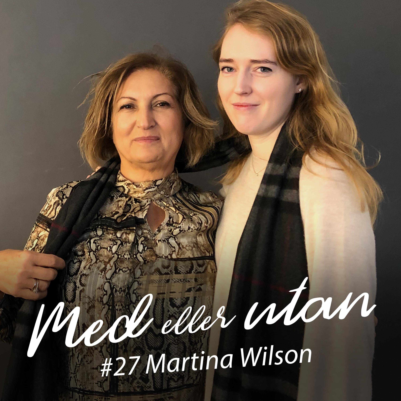 27. Martina Wilson