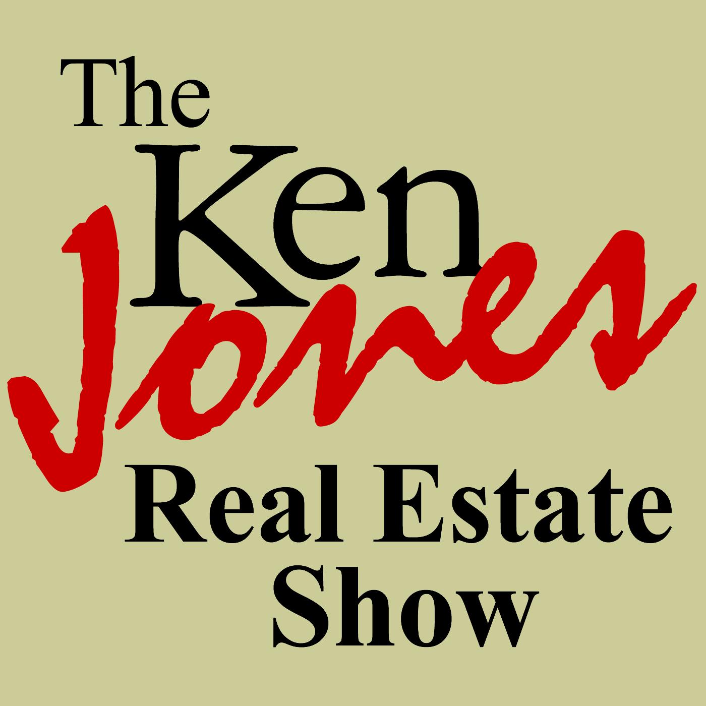 The Ken Jones Real Estate Show show art