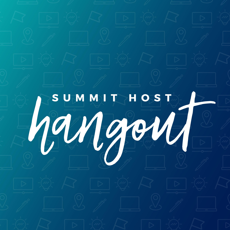 Summit Host Hangout show art