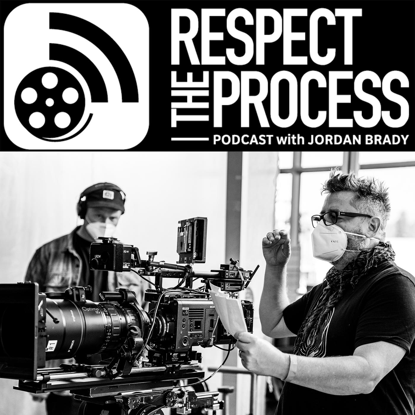 Respect The Process show art