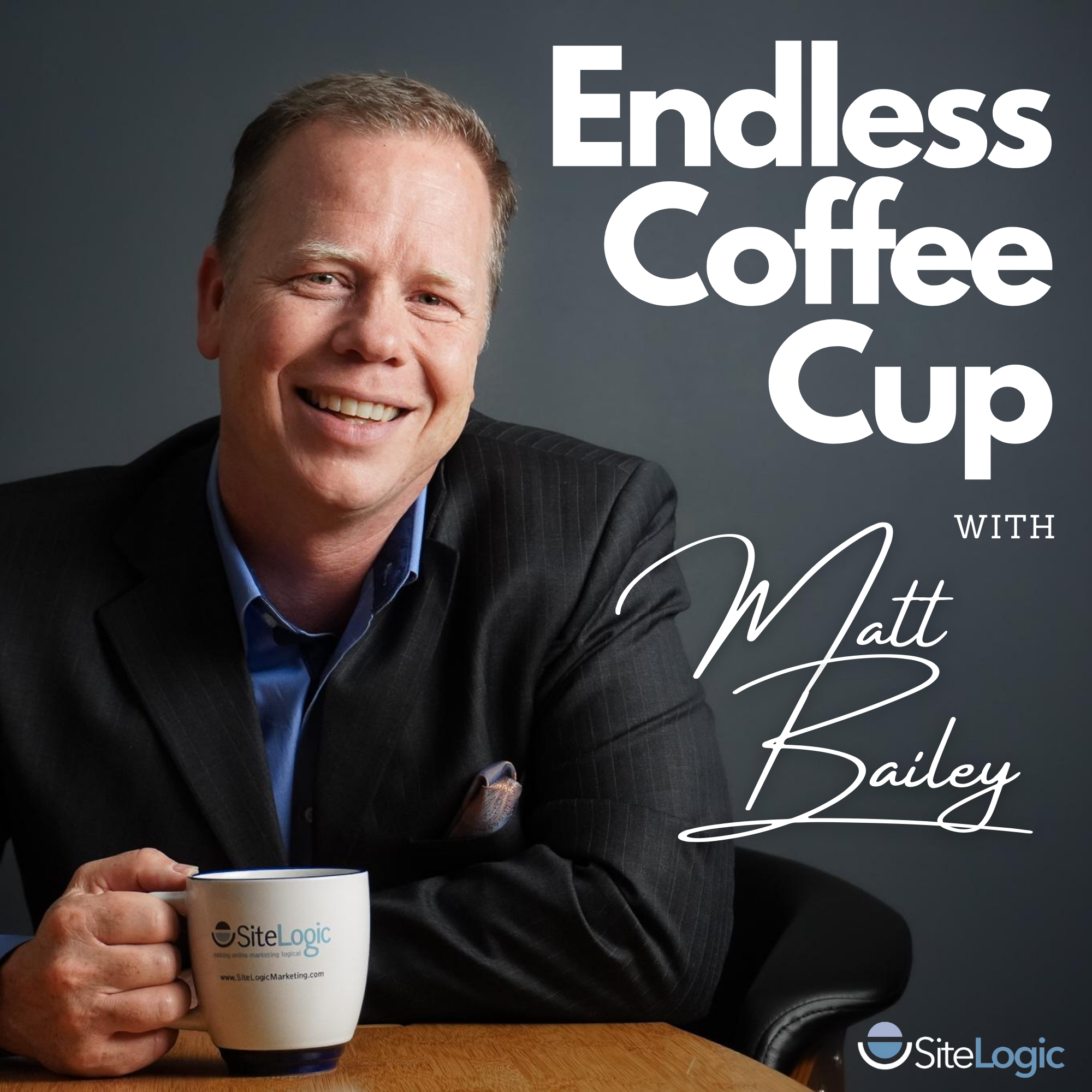 Endless Coffee Cup show art