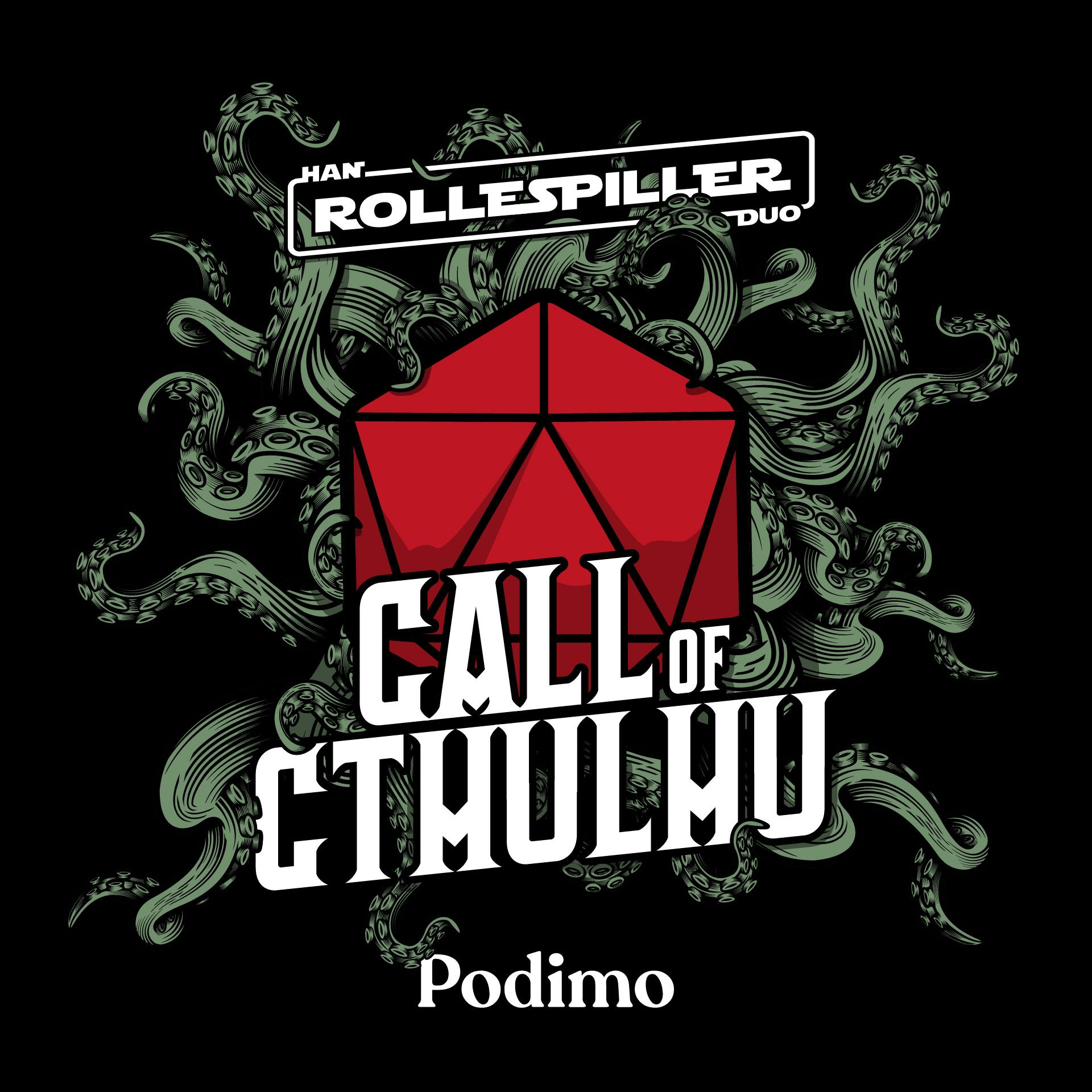 Han Duo Rollespiller: Call of Cthulhu 1:4