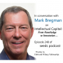 Artwork for Mark Bregman on Intellectual Capital: moving from Knowledge to Innovation