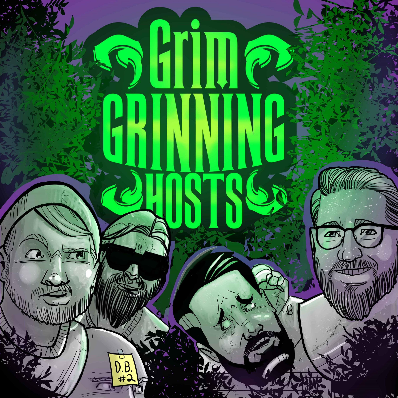 Grim Grinning Hosts show art