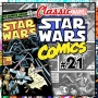 """Artwork for Classic Marvel Star Wars Comics #21: """"Shadow of a Dark Lord"""""""
