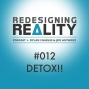 Artwork for Redesigning Reality #012 - DETOX!!