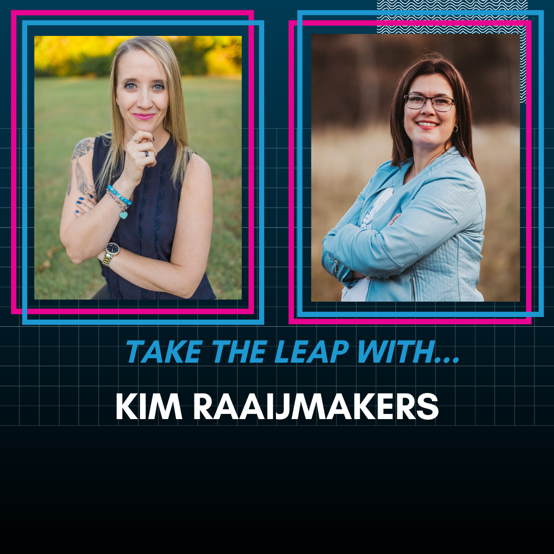 Episode #66- Kim Raaijmakers