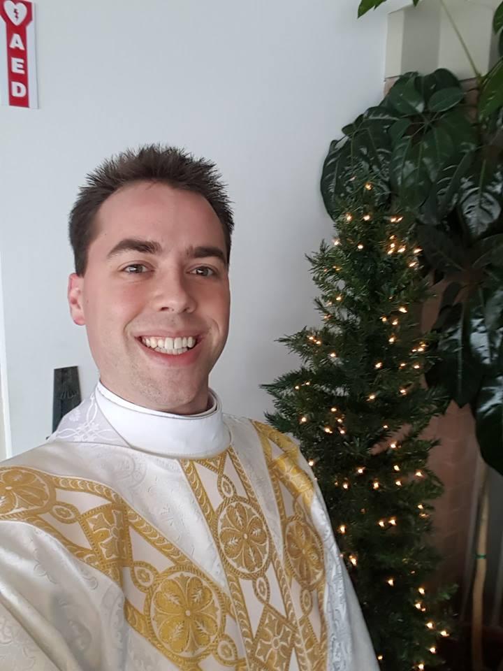 Father David Mowry
