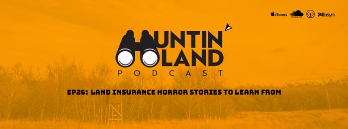 Huntin Land | 26 | Land Insurance