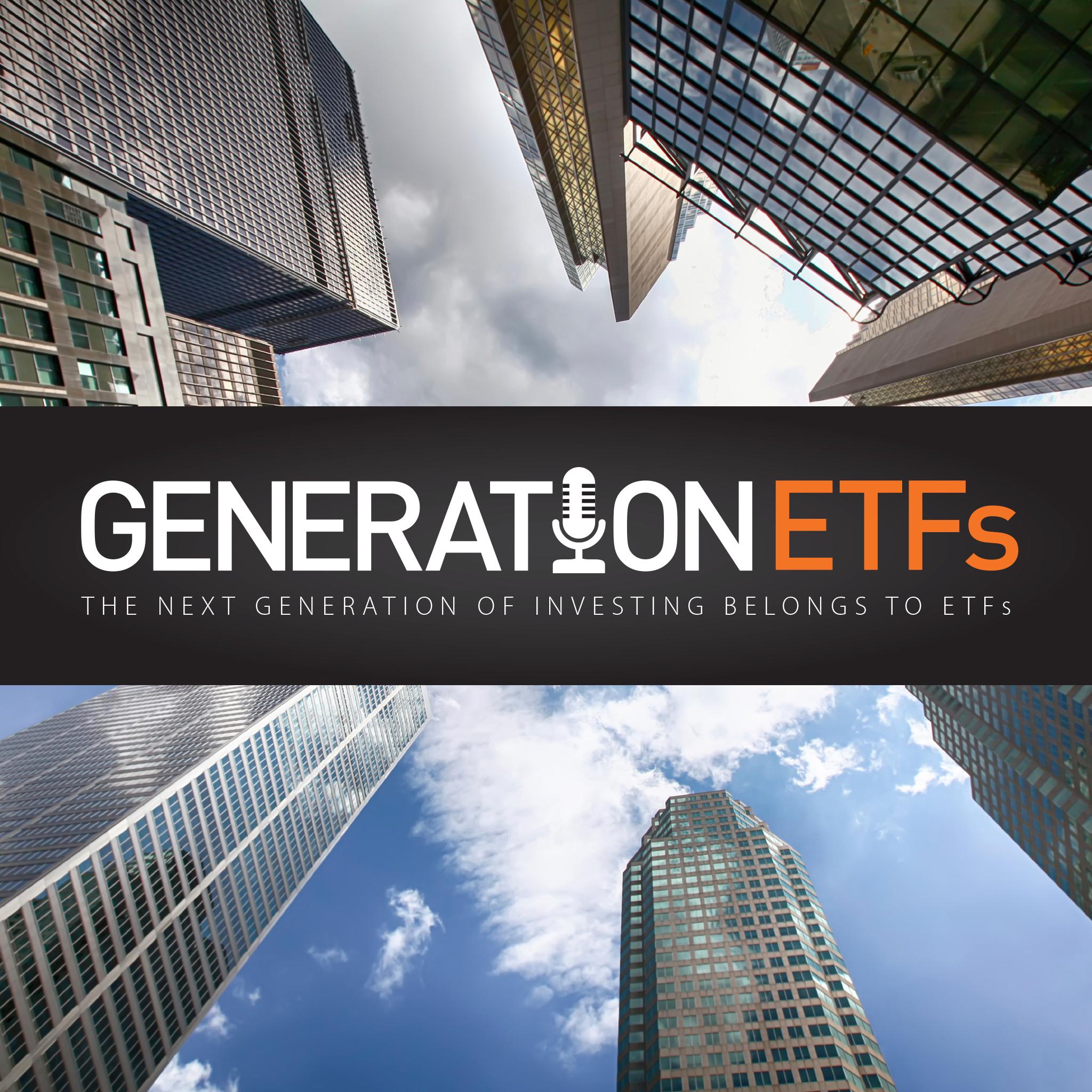 Generation ETFs show art