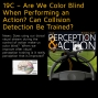 Artwork for 19C – Are We Color Blind When Performing an Action? Can Collision Detection Be Trained?