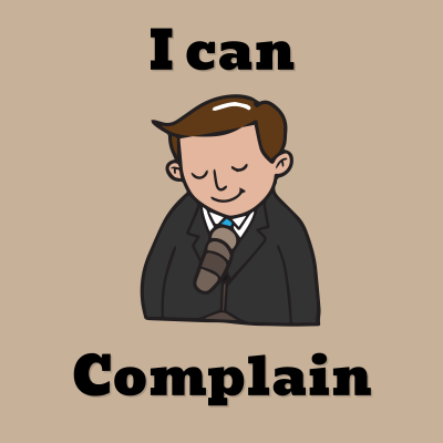 I can complain show image