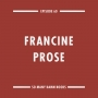"""Artwork for 60: Francine Prose & """"Hangsaman"""""""