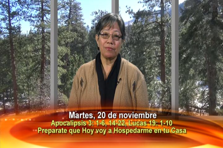 Artwork for Dios te Habla con Lidia Mendoza; El tema:  PREPARATE QUE HOY VOY A HOSPEDARME EN TU CASA