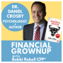 """Artwork for A money and real estate therapy session with """"The Behavioral Investor"""" author Dr. Daniel Crosby"""