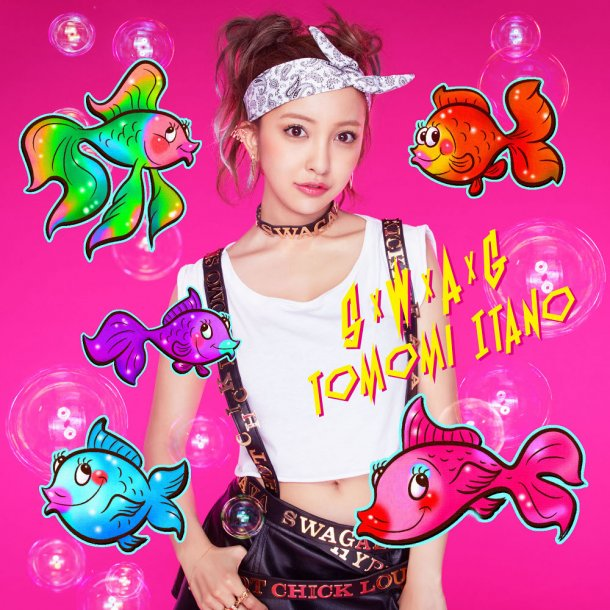 板野 友美 Itano Tomomi (LIVE) San Francisco SWAG Promo TOMOCHIN Label v3 MIX Japan POP Tour