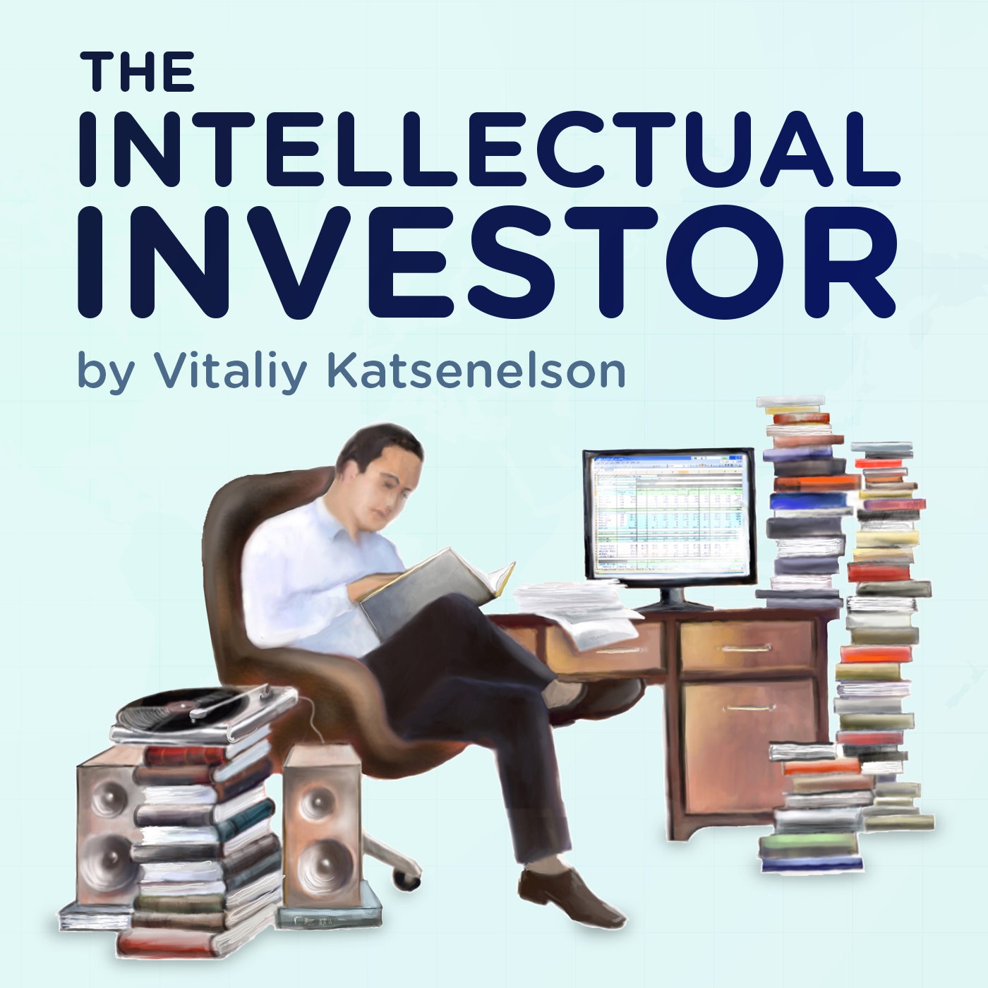 The Intellectual Investor show art
