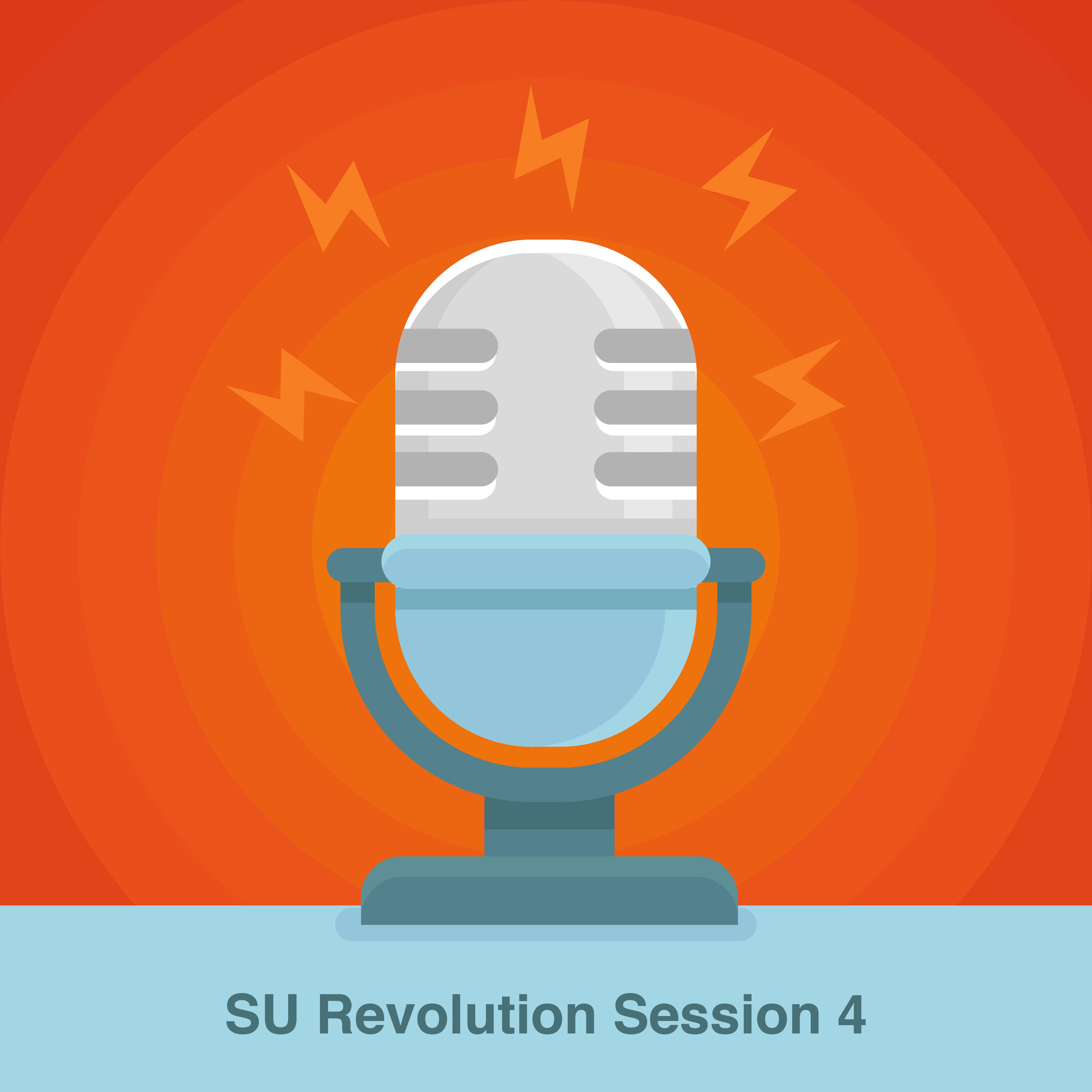Artwork for SU Revolution Session 4
