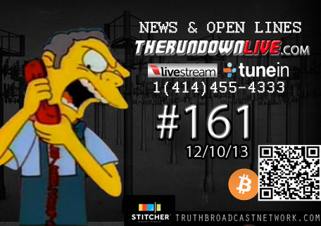 The Rundown Live #161 Robots, Bitcoin, Economic Freedom Zones