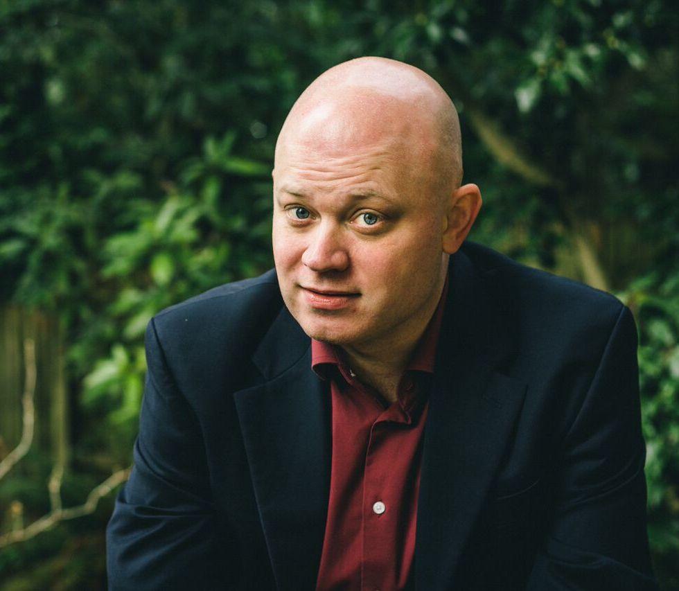 Image of Ben Davis from his website