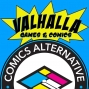 Artwork for On Location: At Valhalla Games and Comics for Halloween ComicFest 2016