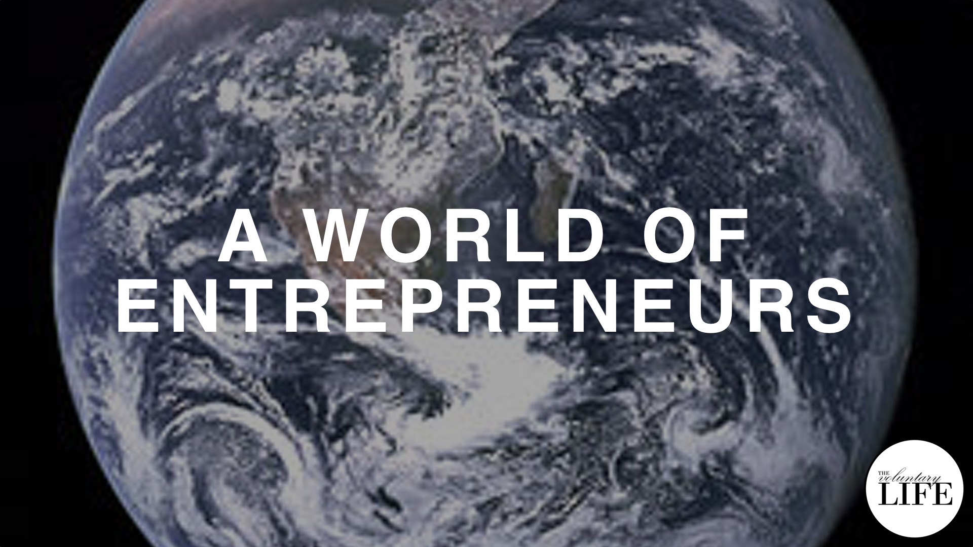 140 A World Of Entrepreneurs