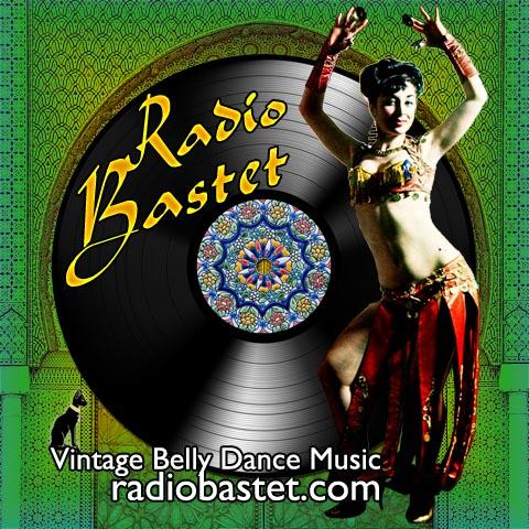 Radio Bastet - Vintage Belly Dance Music RSS