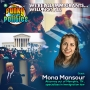 Artwork for We're All Immigrants...Well Not All w/Mona Mansour | The Funky Politics | KUDZUKIAN