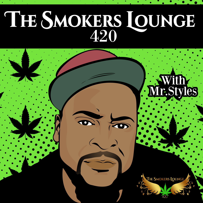 The Smokers Lounge 420 show art