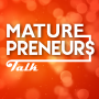 """Artwork for CATHERINE AUMAN Said """"I'm 50, I Can Do Whatever I Want"""", Which Is Also Profound Wisdom For Those Struggling with the 'Will I, Won't I Dilemma Of Ditching The Corporate Life For A New Life You Create Yourself'! - Mature Preneurs Talk"""