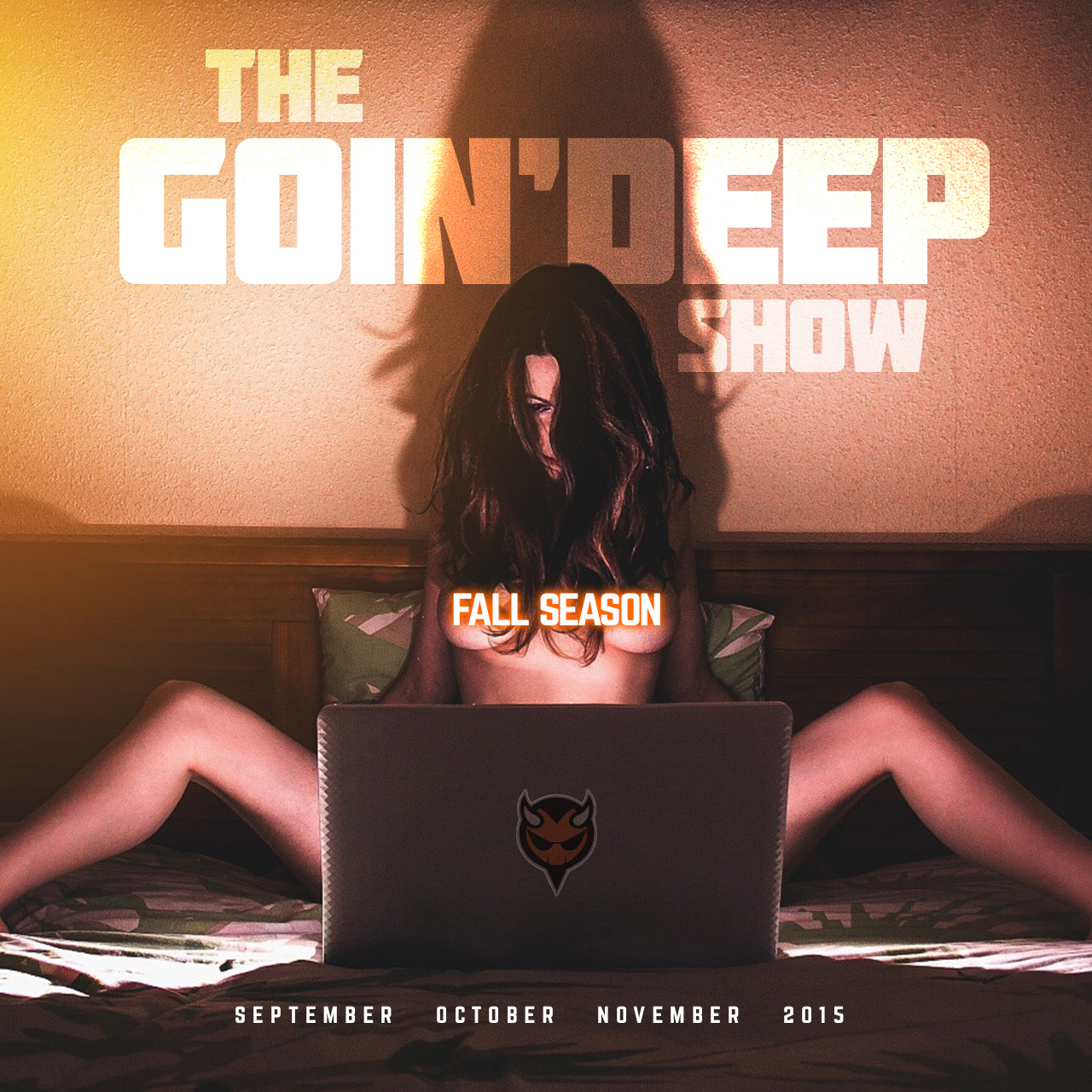 Artwork for Goin' Deep Show 1291: Waking up to a mouth full of balls