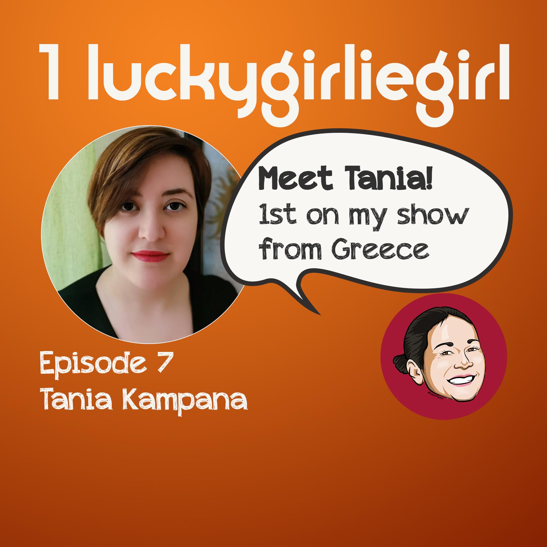 07 - Tania Kampana show art