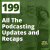 199 All The Podcasting Updates and Recaps show art