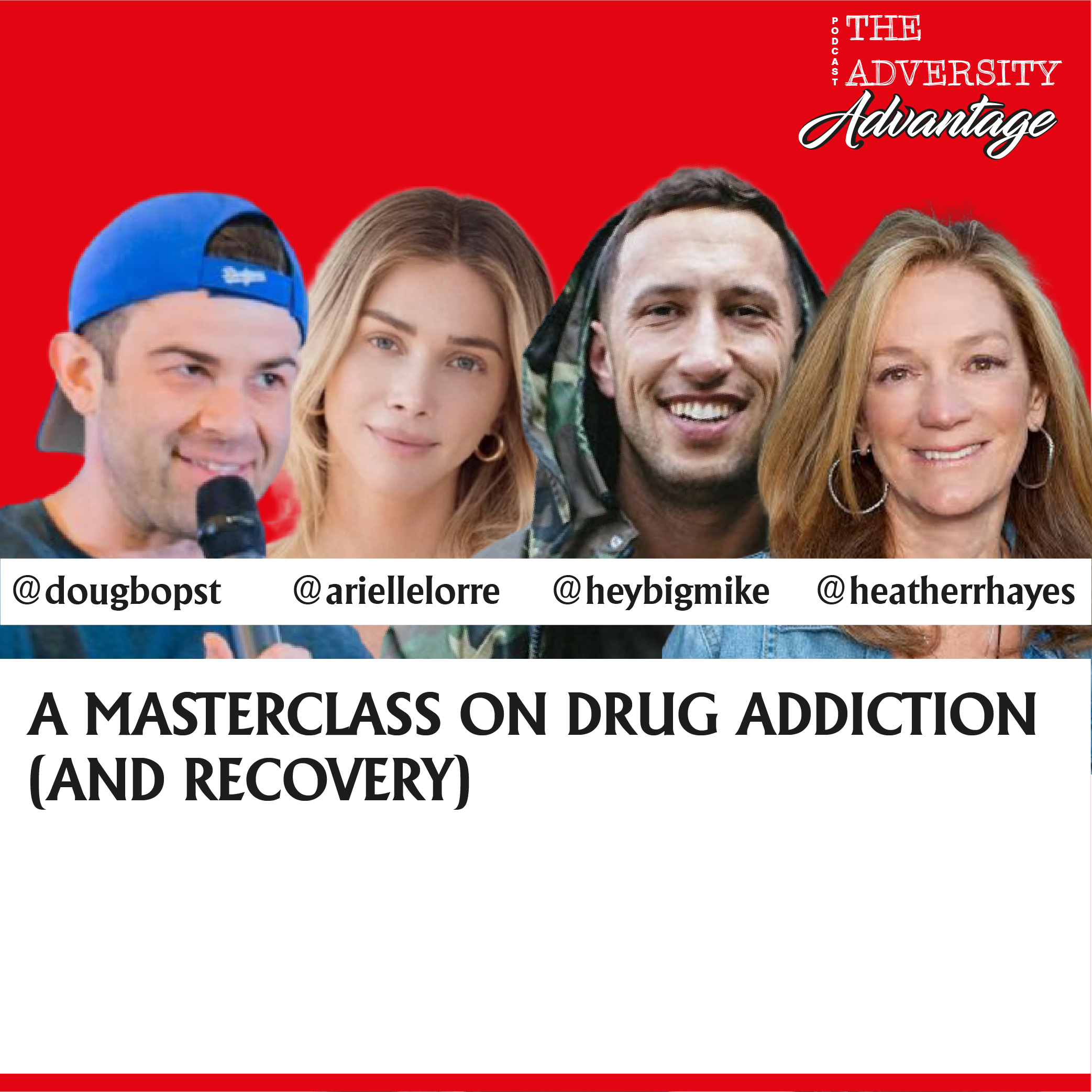A Masterclass on Understanding Drug Addiction & How to Help an Addict Who's Struggling