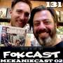Artwork for FOKCAST 131: Mekanikcast 02: Fok Batman of trouwt Batman?