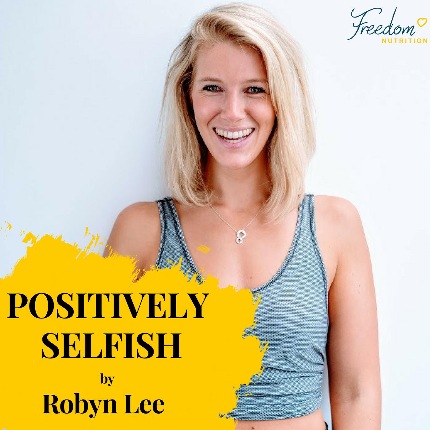 Positively Selfish show art