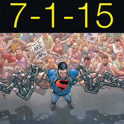 World's Finest 7-1-15 DC Comics Review