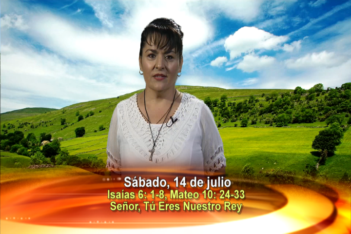 Artwork for Dios te Habla con Leticia Diaz; Tema el hoy: Señor, tú eres nuestro rey