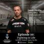 Artwork for Episode 10: Fighting is Life w/Pro MMA Trainer Jason Parillo