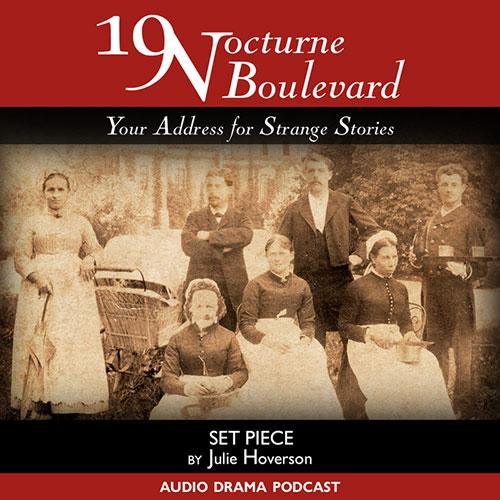19 Nocturne Boulevard - Set Piece