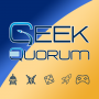 Artwork for Geek Quorum - Richard Hatch Tribute