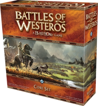 D6G Ep 60: Battles of Westeros Designer Interview & Game Review