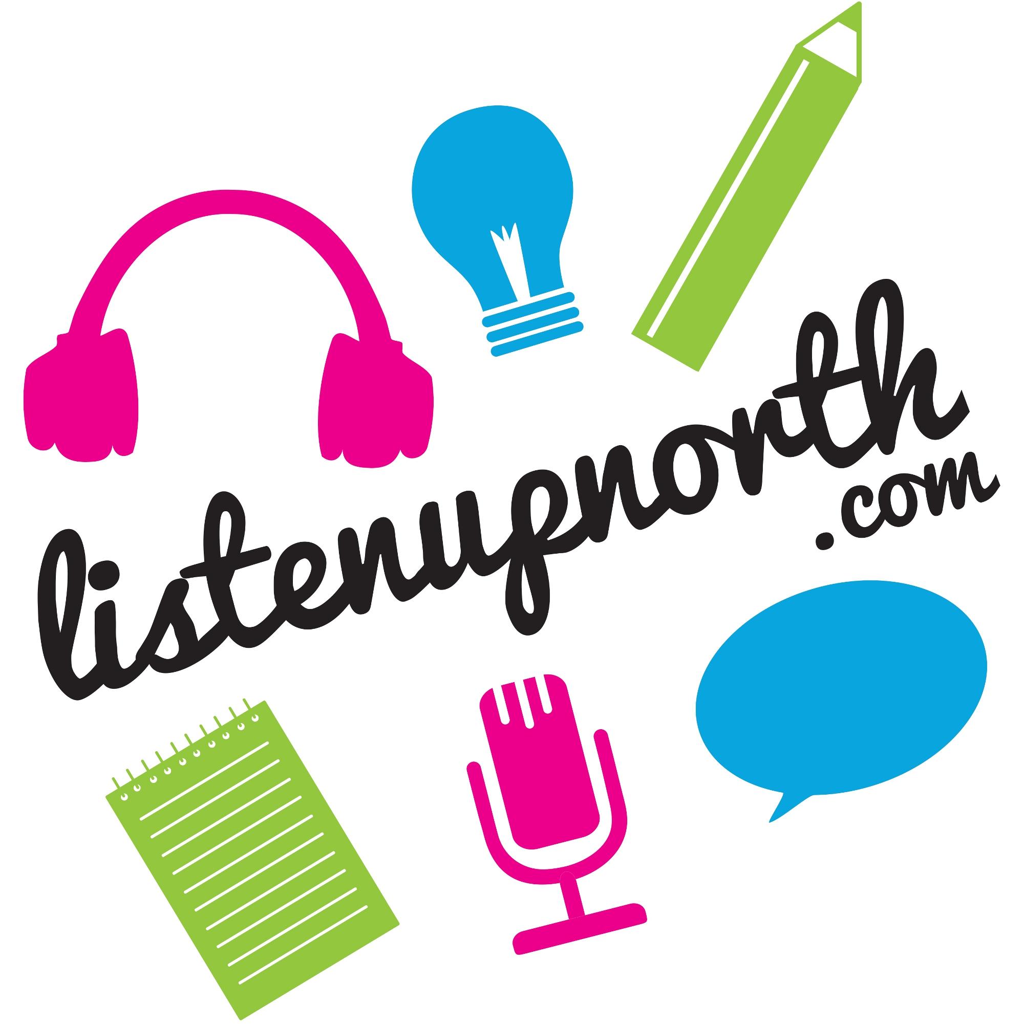 listenupnorth show art