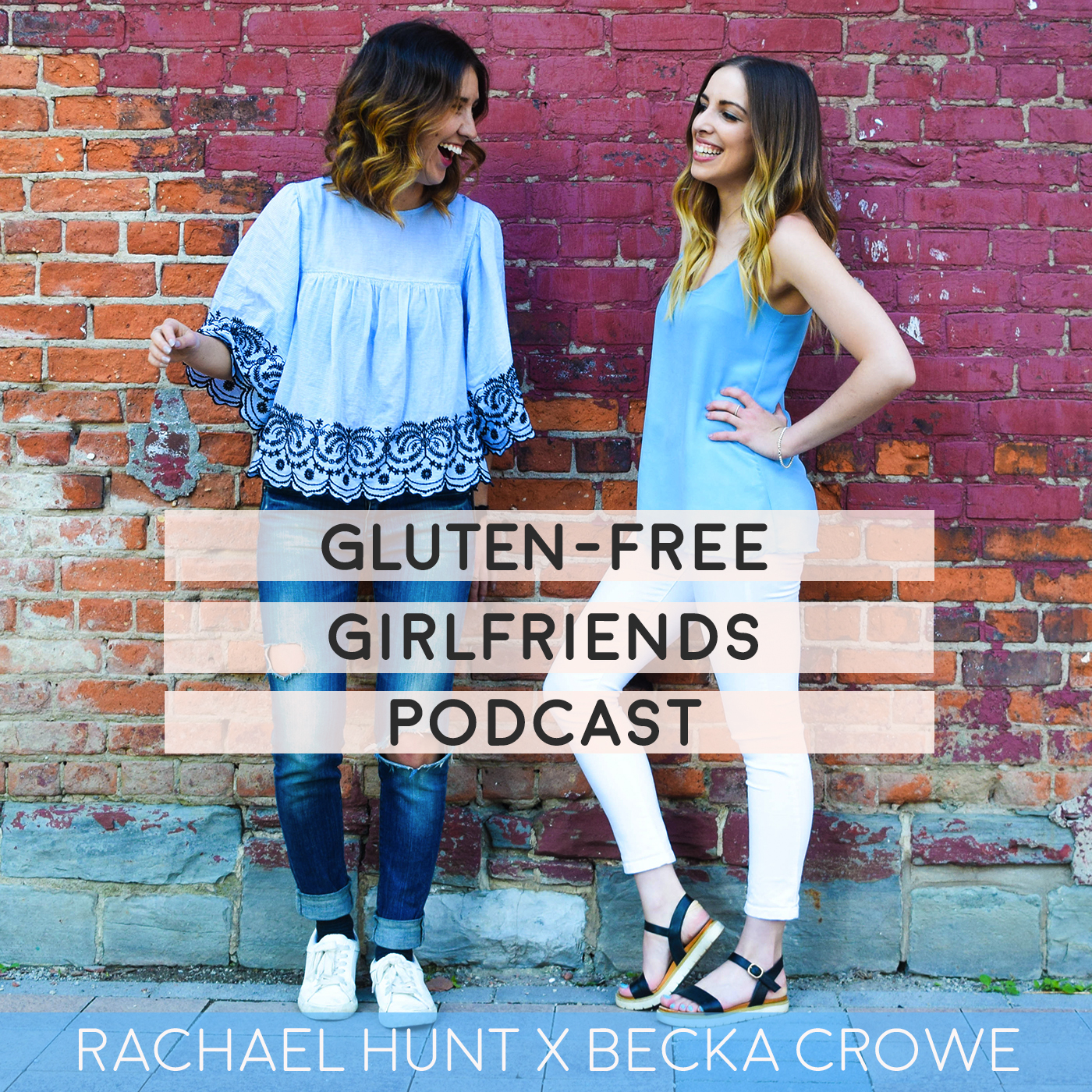 Artwork for Ep 4. GF Girlfriends: Talking Healthy Lifestyles, Mindfulness & Self-Love