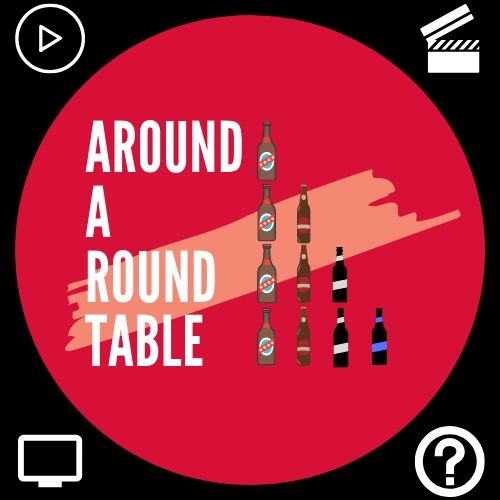 Totally A Date At Weinerschnitzel (Around A Round Table Episode 60)