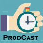 Artwork for ProdCast 32: Staying productive while super busy