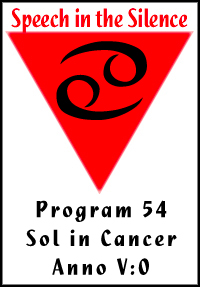 Program 54: Solstice in Cancer, Year 110