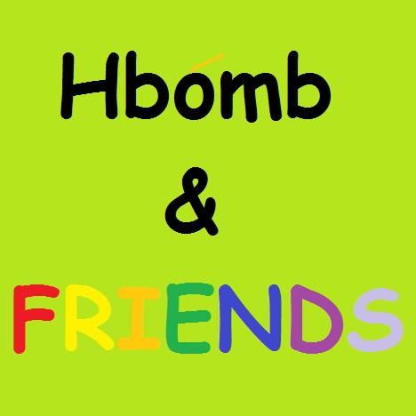 Hbomb & Friends logo