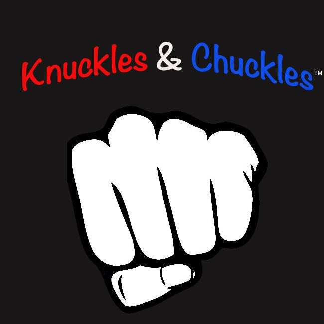 Knuckles and Chuckles® Podcast logo