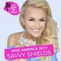 Artwork for #2 Podcast of 2019 - Miss America 2017 Savvy Shields - My Year As Miss America, The Challenges And Navigating Life After Pageants